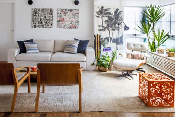Sala De Estar Sofisticada ~  confortáveis deixam a sala mais sofisticada  Vivenda Incorporações